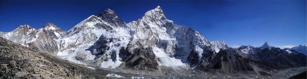 Everest Dagi en yuksek dag