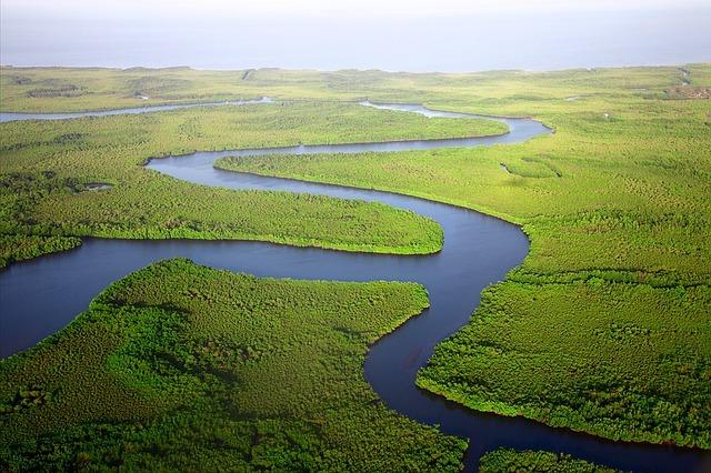 dünyanın en büyük nehri, dünyanın en büyük nehri neresidir, dünyanın en büyük nehri hangisidir