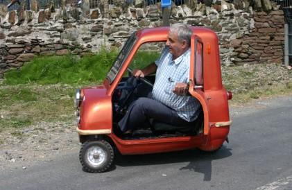 en küçük araba modelleri, en küçük arabalar, en kucuk araba