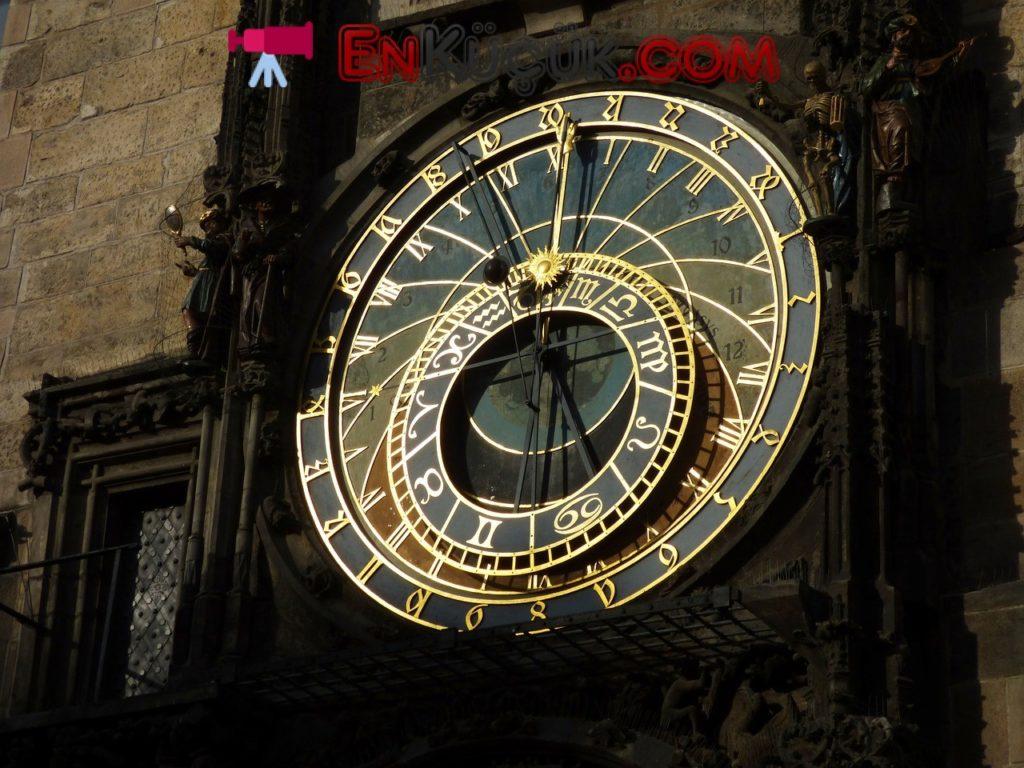 Astronomik Saat Kulesi (Prag Orloj)