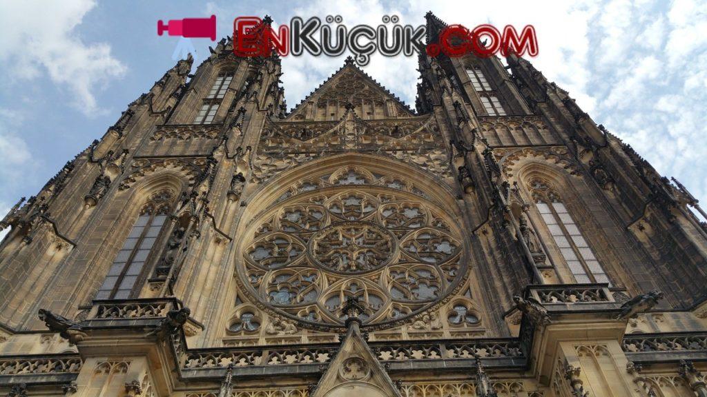 St. Vitus Katedrali prag